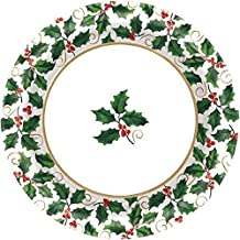 Amscan Seasonal Festive Christmas Tableware