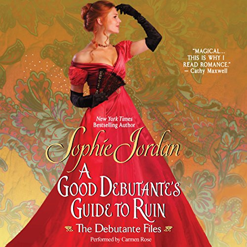 A Good Debutante's Guide to Ruin audiobook cover art