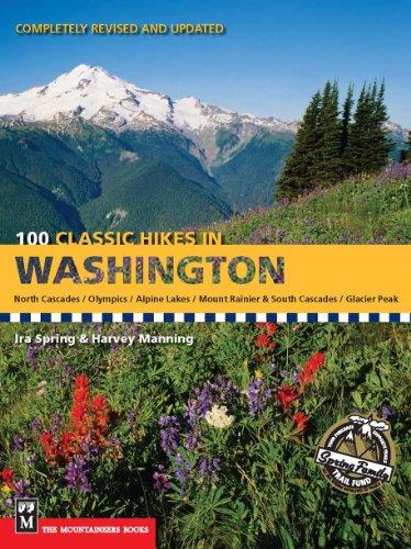 100 classic hikes in washington - 3