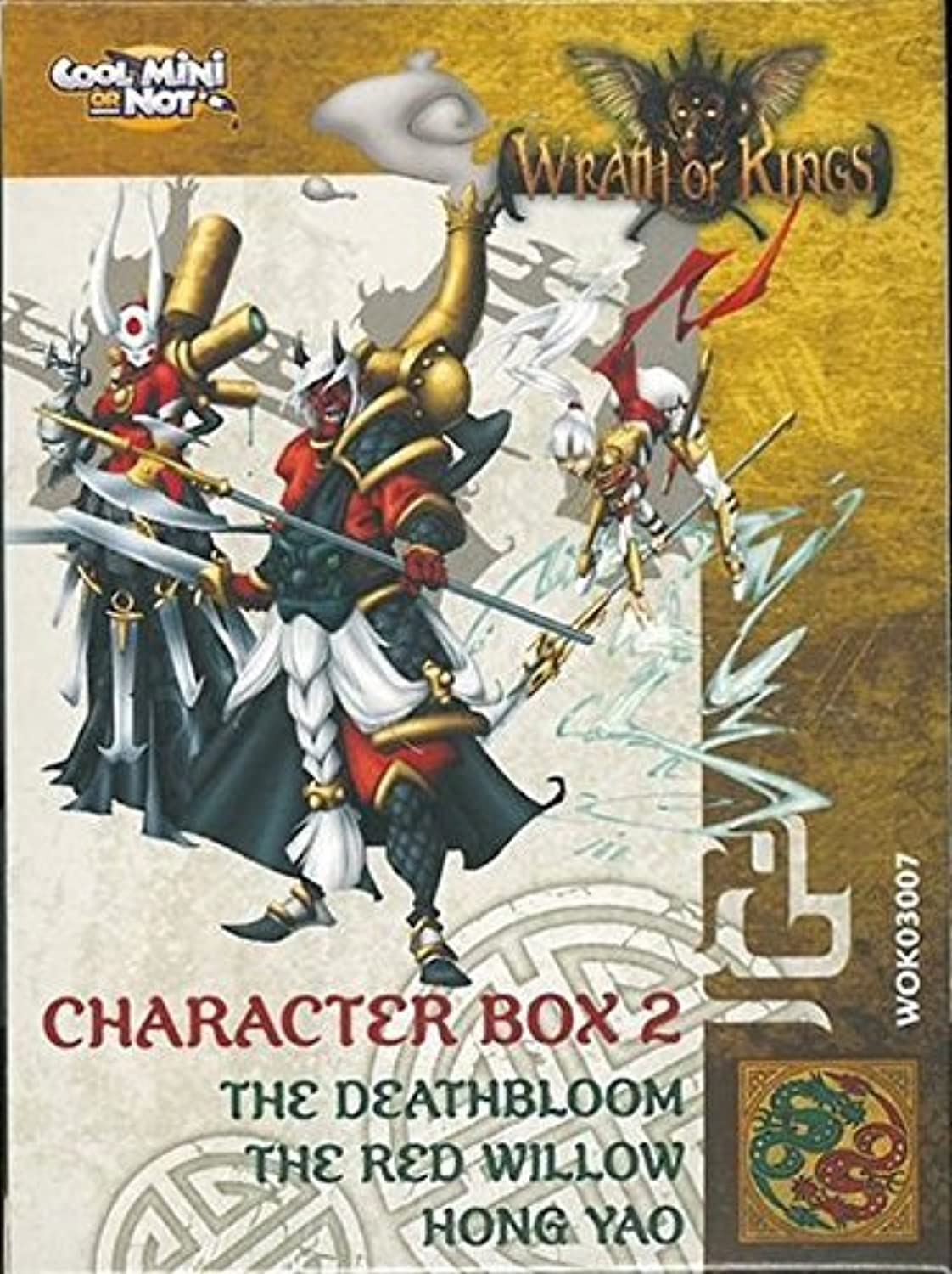 Wrath of Kings  House Shael Han  Character Specialist Box by Cool Mini or Not