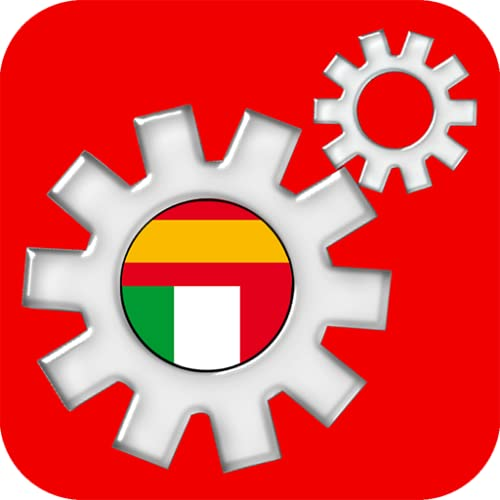 Diccionario Técnico Español-Italiano/Italiano-Español Hoepli