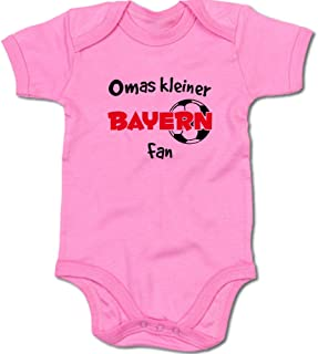 G-graphics Baby Body Omas Kleiner Bayern Fan 250.0435