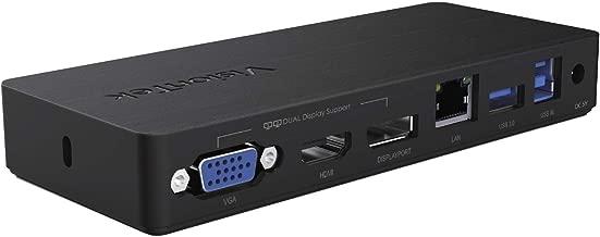 VisionTek VT1000 Universal Dual Display USB 3.0 Dock - 901147