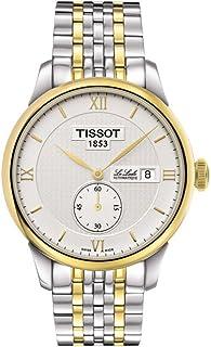 Tissot - Le Locle Men's 39mm Multicolor Steel Bracelet & Case Watch T0064282203801