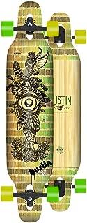 Bustin Boards - ALL KNOWING MACHETE Longboard Complete