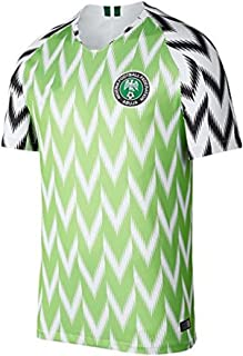 Real Nigeria Home Soccer Jersey WORLDCUP 2018