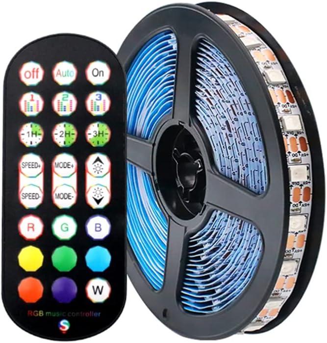 Barley Max 62% OFF LED Full trend rank Color Strip 3.3ft~16.4ft(30leds60leds) Light