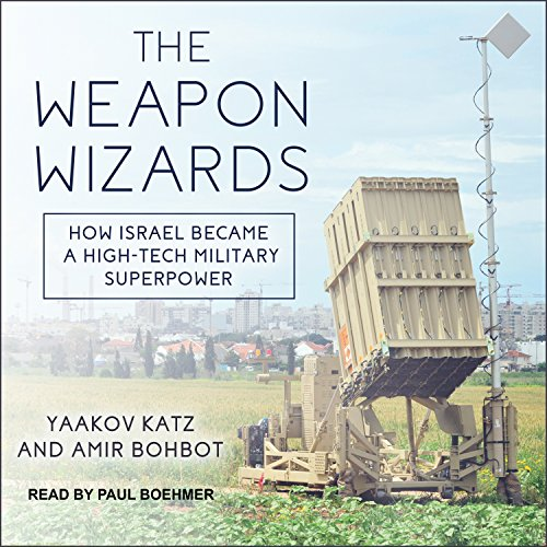 The Weapon Wizards audiobook cover art