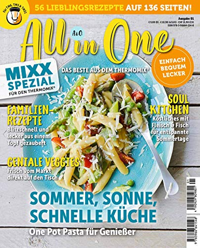 Sonderheft MIXX: All in one: Das Beste aus dem Thermomix®