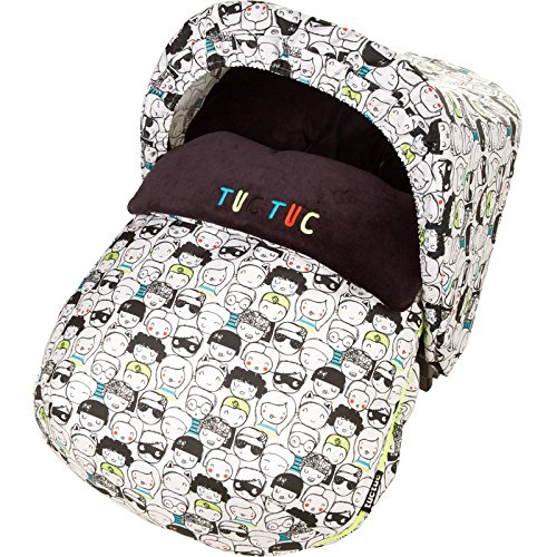 Tuc Tuc People - Mini saco invierno estampado