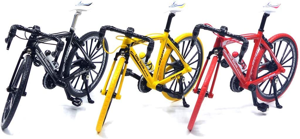 JAMOR Bicycle Model Mountain Bike Cheap mail order specialty store Toy Simulation 1:10 Racing Special price for a limited time