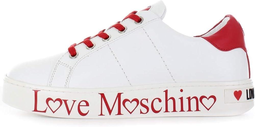 Love moschino sneaker donna JA15033G1A
