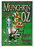 Steve Jackson Games-Juego de Cartas Munchkin Oz. (SJG04431)