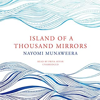 Island of a Thousand Mirrors audiobook cover art