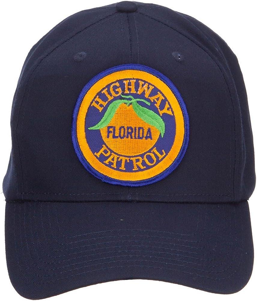 e4Hats.com Florida Luxury goods State Highway Nashville-Davidson Mall Patched Cap Patrol