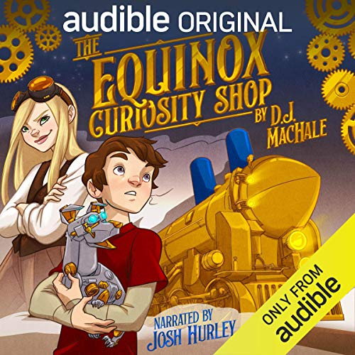 The Equinox Curiosity Shop cover art