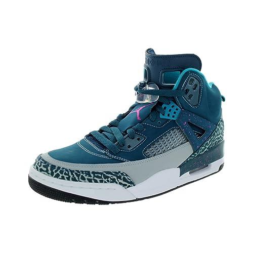 new arrival 6004f 30f66 Jordan Nike Men s Spizike Spc Blue Fsn Pink Wolf Grey Trpcl T Basketball
