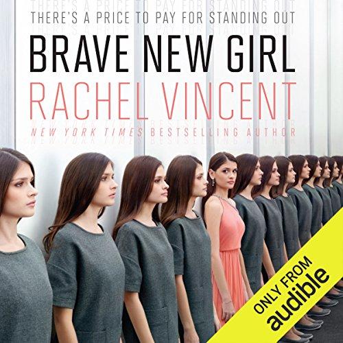 Brave New Girl cover art