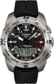 Men's T0134204720200 T-Touch Expert Watch
