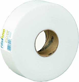 FibaFuse  FDW8234-U 2-1/16-Inch by 75-Feet Paperless Drywall Tape, White