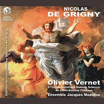Grigny: Premier livre d'orgue (Messe et hymnes)