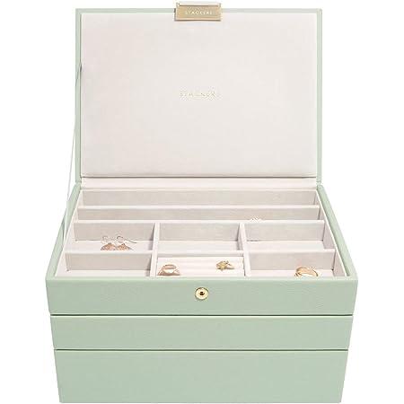Stackers Boîte à bijoux - Lot de 3 A