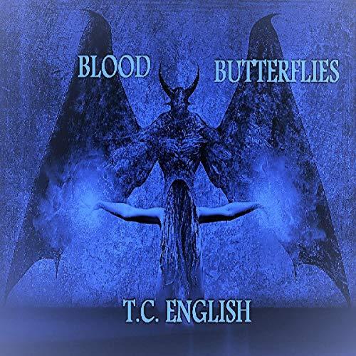 Blood Butterflies audiobook cover art
