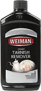 Weiman Instant Tarnish Remover, Liquid - 473 ml