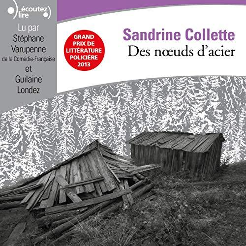 Des nœuds d'acier audiobook cover art