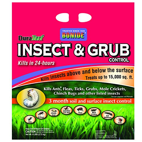 BONIDE PRODUCTS Inc 60365 Insect/Grub Killer, 15M
