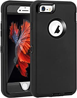 iPhone 6 Case iPhone 6s Case iPhone 7 case iPhone 8 Heavy Duty Shockproof Series Case for iPhone 6/6S (4.7
