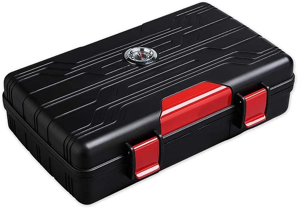 ZHJBD Low price Cigar Utensils - Travel Humido Waterproof Fashion Box