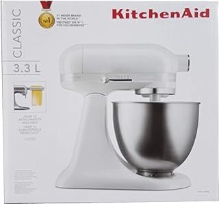 Kitchenaid 5KSM3310XEWH Robot de Cuisine Inox