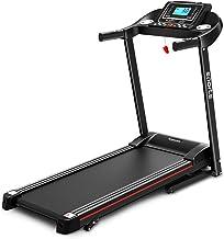 Electric Folding Treadmill Home Machine, Walking Running Treadmills for Home Workout, Motorized Running Machine Easy Folda...