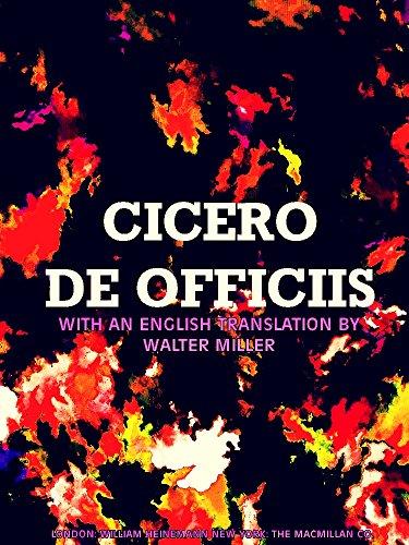 De Officiis: (English Edition)