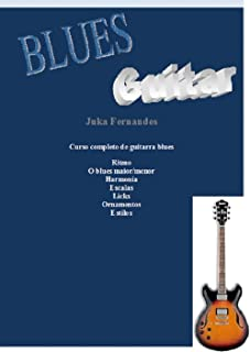 Blues Guitar (Portuguese Edition)
