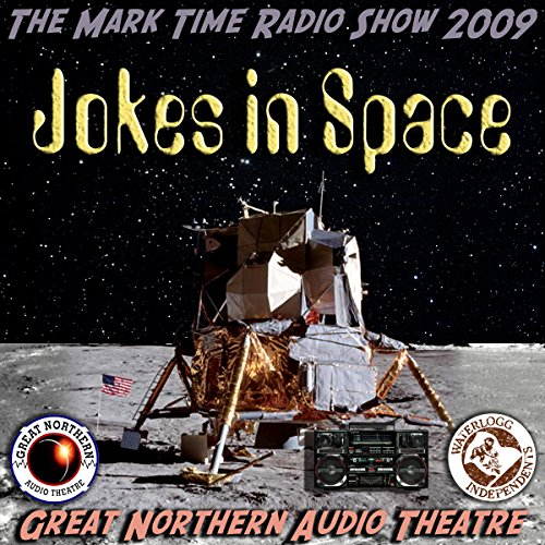 Jokes in Space  Audiolibri