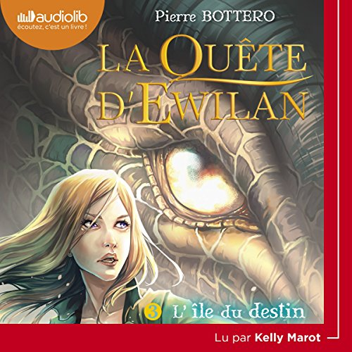 L'Ile du destin audiobook cover art