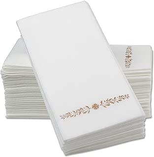 Best airlaid linen feel napkins Reviews