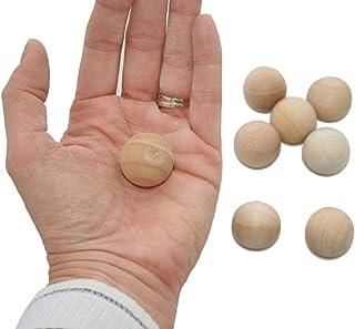 "Hubert Store 30-1"" Maple Wood Ball, Wood Balls, Sorting Games, Math, Waldorf Games, Wood Balls, Natural Ball, Unpainted Ball, Craft Balls, Hardwood Ball"