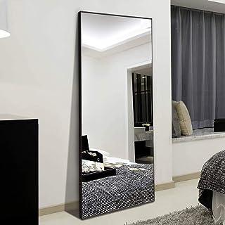 "Sponsored Ad - Hans & Alice 65""x24"" Full Length Mirror Bedroom Full Body Mirror Standing or Hanging"