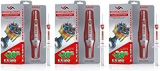 XADO Set für Motorverschleißschutz   3X EX120 Revitalizant Motor (Benzin & LPG)