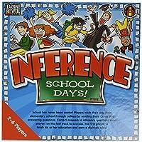 Trend Enterprises LRN802 Inference School Days Red