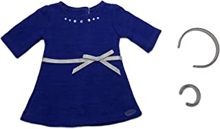 American Girl Truly Me Blue Rhinestone Studded Dress for 18