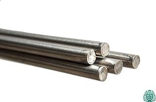 5pcs 0.2mm Portable /Épaisseur de Haute puret/é de Zinc Feuille 99,9/% Pure Plaque de Zinc 140x140mm for la Science Bricolage Outils Laboratoire Accessoires NO LOGO FMN-Tape