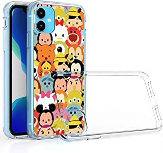 DISNEY COLLECTION UV Printing TPU Case iPhone 11 6.1 Inch Character Disney Tsum