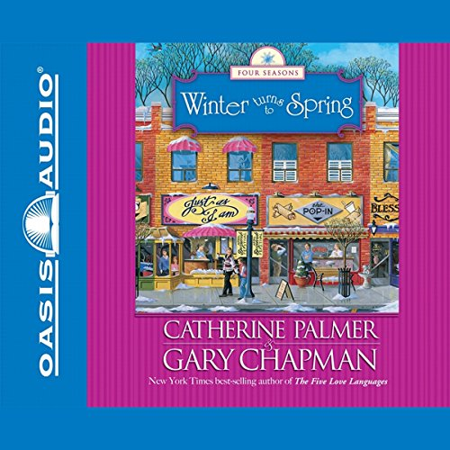 Winter Turns to Spring audiobook cover art