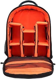 Porro Fino DSLR SLR Backpack Camera Bag | Camera Lens Shoulder Backpack Case for Canon Nikon | Lens Accessories Carry Back...