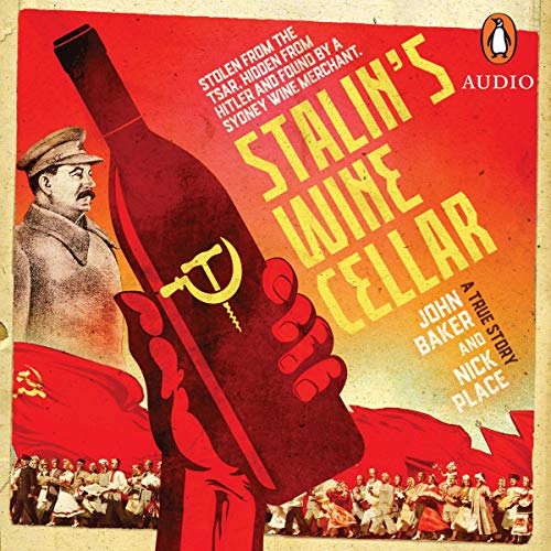 Stalin's Wine Cellar cover art