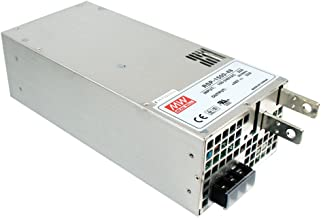 MEAN WELL RSP-1500-12 AC to DC Power Supply Single Output 12V 125 Amp 1.5kw